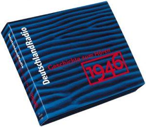 Reihengestaltung 5 CDs mit Booklet im Schuber Deutschlandradio