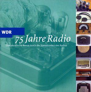 CD Cover und Booklet Westdeutscher Rundfunk