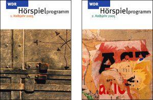 Reihengestaltung DIN A5 Westdeutscher Rundfunk