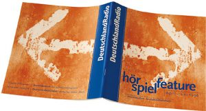 Broschürencover 210 x 210 mm Deutschlandradio