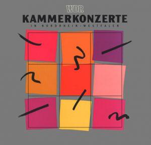 Broschürencover 210 x 210 mm Westdeutscher Rundfunk