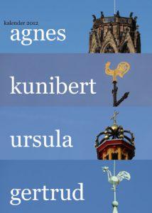 Kalendercover Gemeinde Sankt Agnes