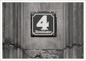 11 Domdetails - Der Kölner Dom in Detailansichten Postkarten Edition im Umschlag