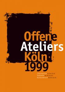 Plakat (Entwurf) BBK Köln