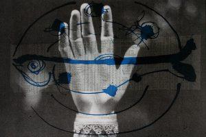 unnützbütze 01 mit A. Vietz (Druckgrafik)