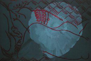unnützbütze 03 mit A. Vietz (Druckgrafik)