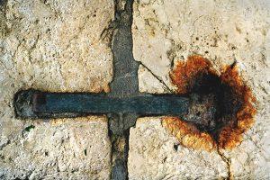 Schrift Zeichen Spuren 11 Venedig 1998