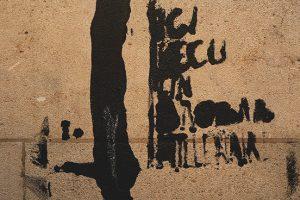 Schrift Zeichen Spuren 24 Paris 2006